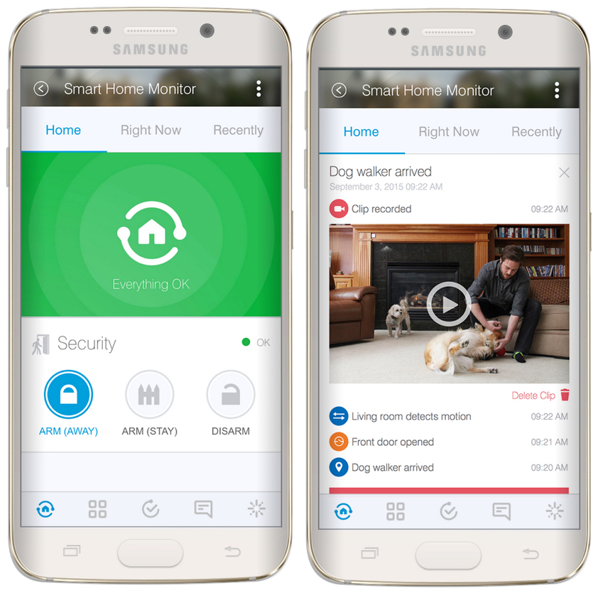 smartthings app ios android - DLS Tech
