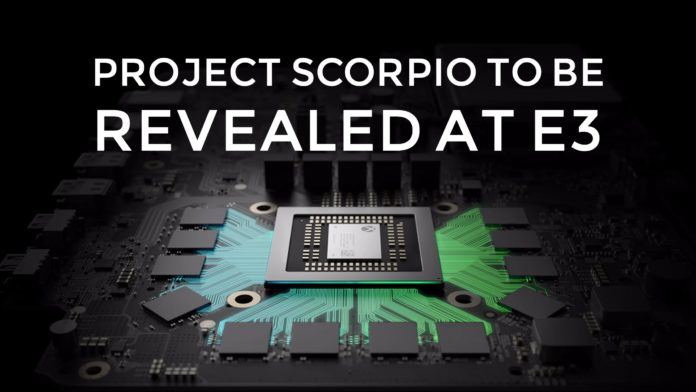 Microsoft reveal project scorpio at E3 - DLS Tech