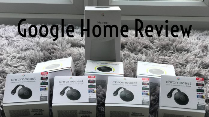 Google Home UK review - DLS Tech