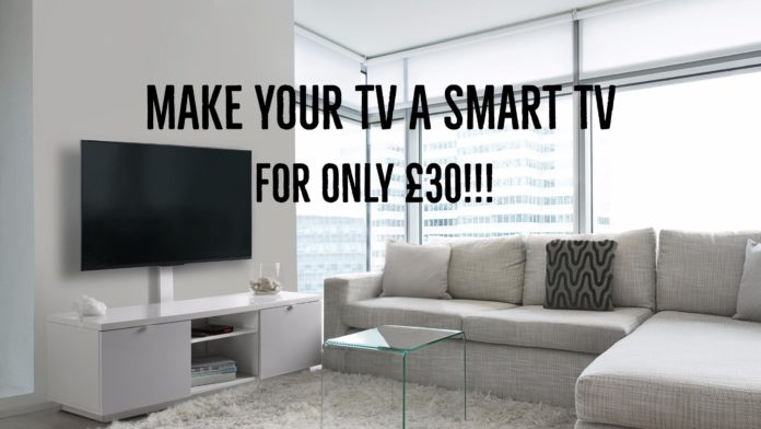 Make your TV smart for only £30 Chromecast - DLS Tech