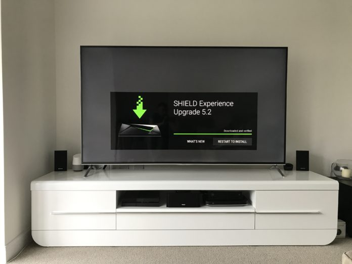 Nvidia Shield Update June 2017 experience 5.2 - DLS Tech