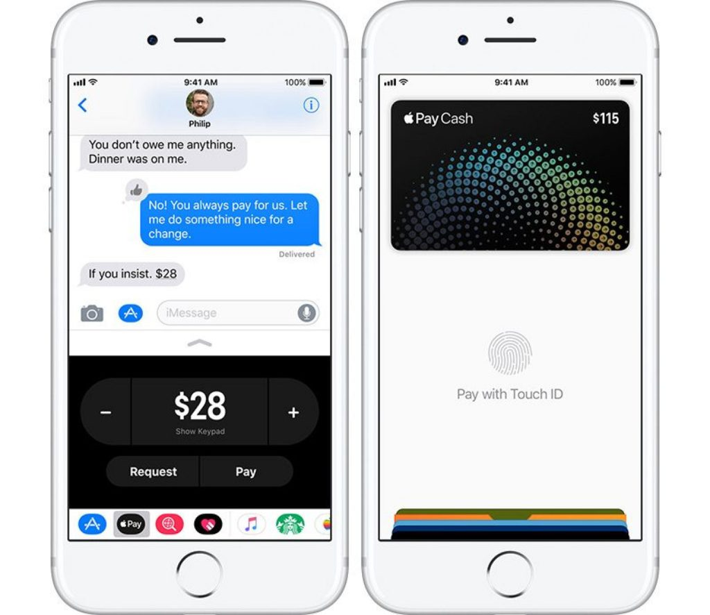 Apple Pay iMessage iOS 11. Send money to friends and family in iMessages. iOS 11 new feature! DLS Tech