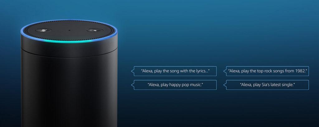 Amazon Music Unlimited Voice Commands