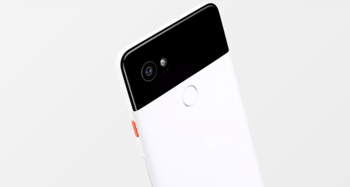 Google Pixel 2 phone UK EE - DLS Tech
