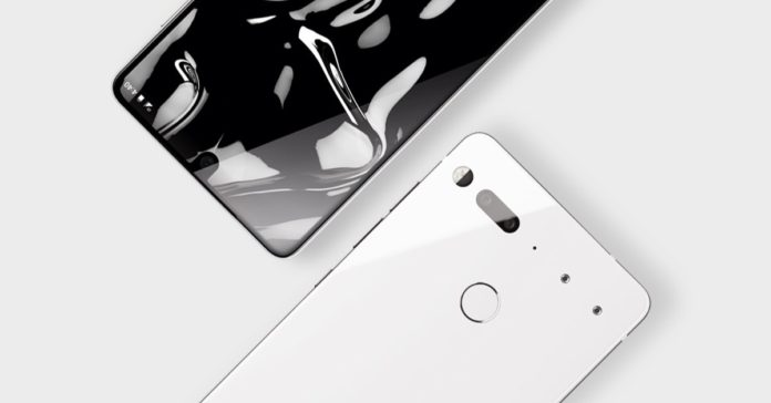 Essential Phone UK, Pure White - DLS Tech