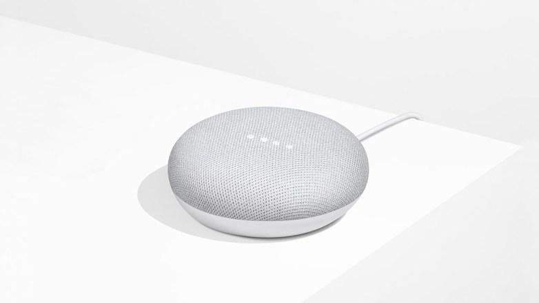 Google Home Mini UK Black Friday 2017 - DLS Tech