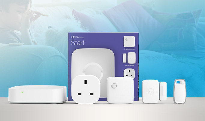 SmartThings Starter Kit UK Black Friday - DLS Tech