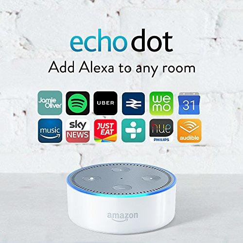 Echo Dot Alexa UK Black Friday deal - DLS Tech
