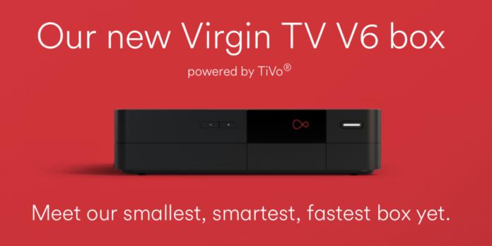 Virgin Media V6 Free Upgrade