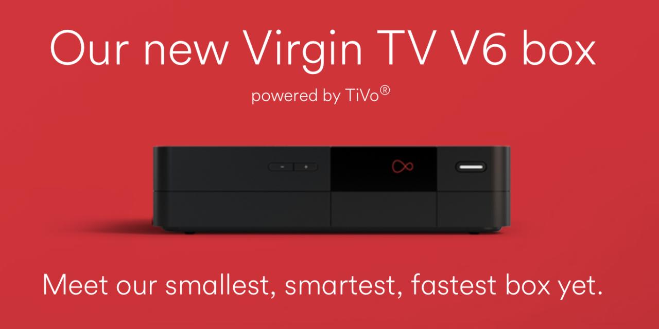 Virgin Home Hub  Andriod Box