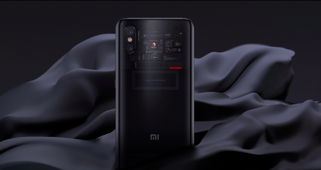 Xiaomi Mi 8 Pro Android Smart phone UK launch - DLS Tech