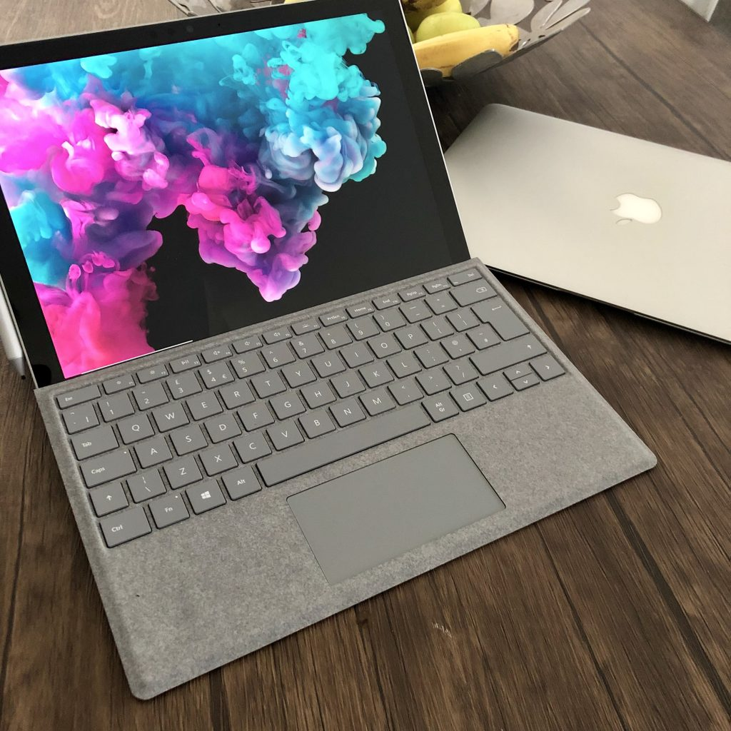 Surface Pro 6 Review - DLS Tech