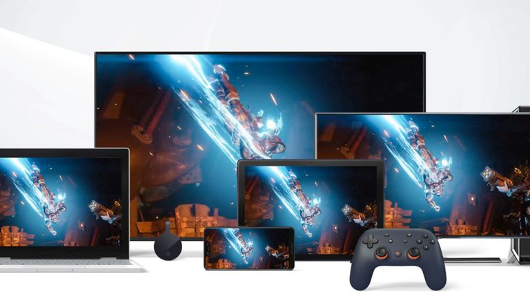 Google Stadia Games across all screens - DLS Tech