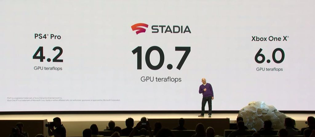 Google Stadia Power - DLS Tech