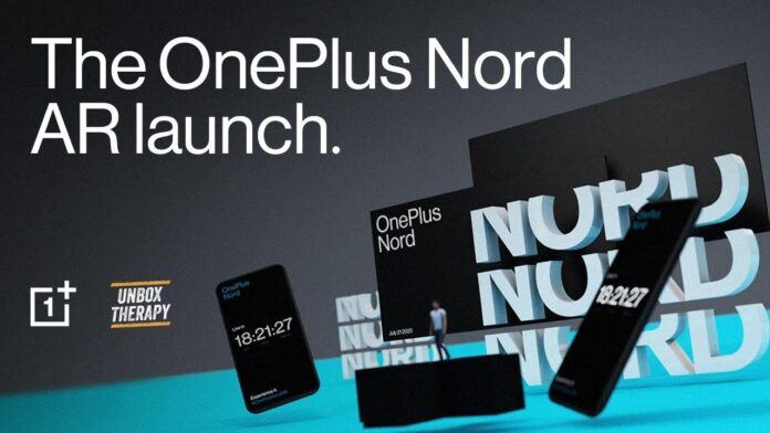 Oneplus Nord UK launch