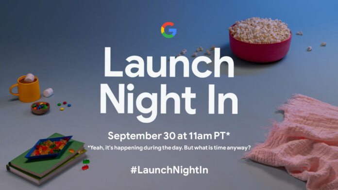 Google Launch Night in September 30th event - DLS Tech
