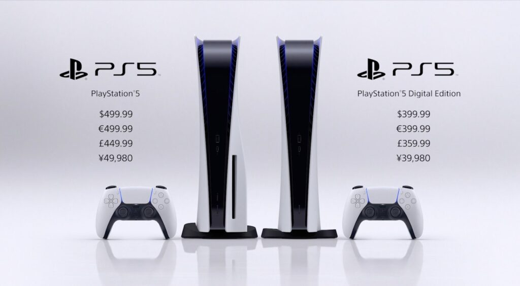 Playstation 5 launch price UK - DLS Tech