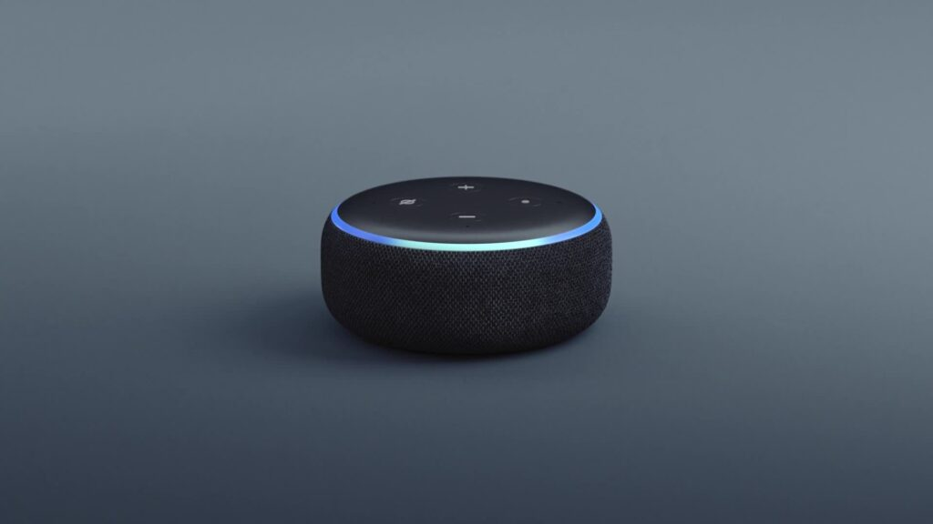 Amazon Echo Dot - Prime Day 2020 - DLS Tech