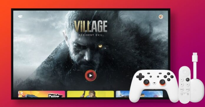 Stadia comes to Google TV 2021 - DLS Tech