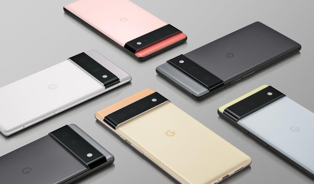 Google Pixel 6 - DLS Tech
