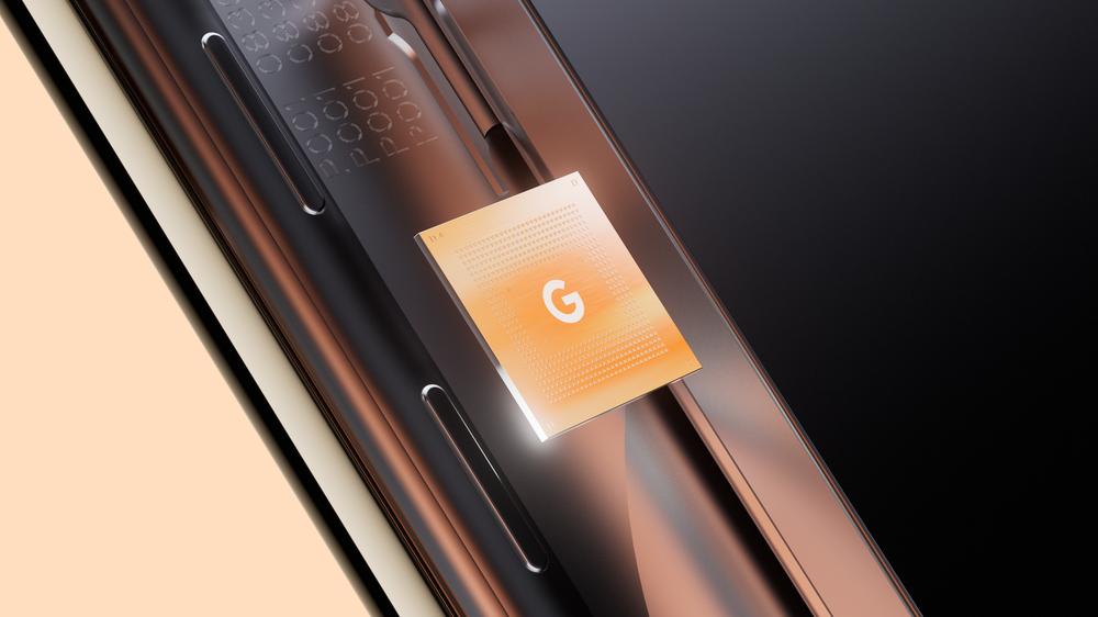 Google Pixel 6 Tensor Chip - DLS Tech